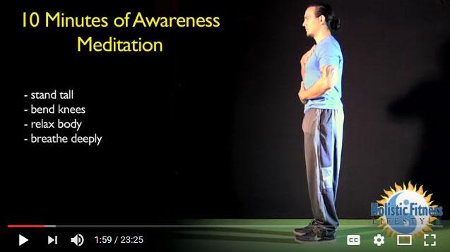 push-meditation
